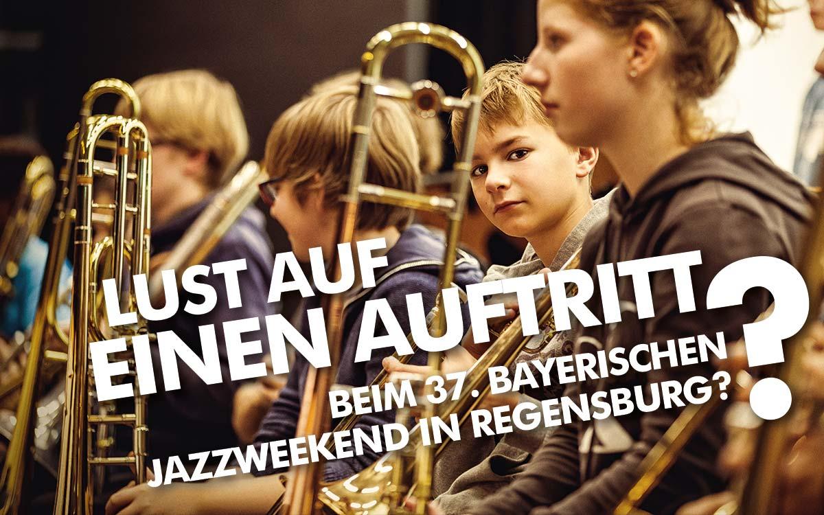 Jazz Juniors Big Band Bayern