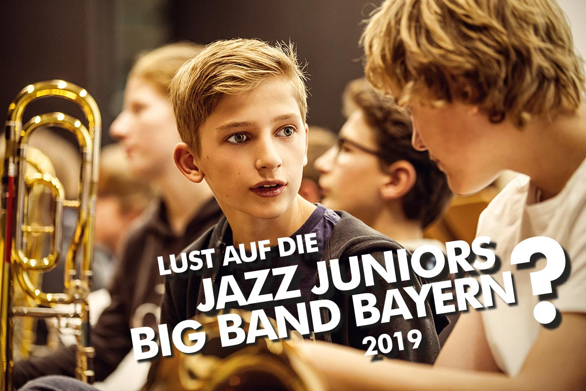 Jazz Juniors Big Band Bayern